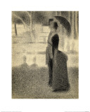 Study for 'La Grande Jatte' Giclee Print by Georges Seurat