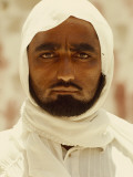 A Portrait of a Traditionally Dressed Saudi Man Photographic Print by Thomas J. Abercrombie