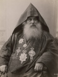Armenian Patriarch of Jerusalem Photographic Print by Colby M. Chester