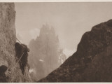 Early Mountaineering in the Alps Photographic Print by Georges Tairraz