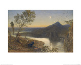 Classical River Scene Giclee Print by Samuel Palmer