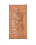 A Standing Woman Giclee Print by Filippino Lippi