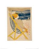 La Passagère Du 54; Promenade En Yacht 1895 Giclee Print by Henri de Toulouse-Lautrec