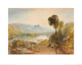 Prudhoe Castle Giclee Print by J. M. W. Turner