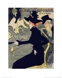 Divan Japonais Giclee Print by Henri de Toulouse-Lautec