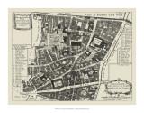 Quays of London II Giclee Print