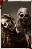 The Walking Dead - Zombies 1 Lámina maestra