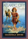 Boardwalk Empire - Bathing Beauty Prints