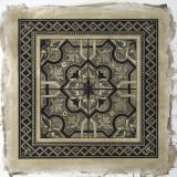 Embellished Tile II Giclee Print