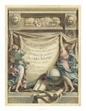 Atlas Moderne Giclee Print by Jean Louis Prevost