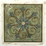 Ornamental Tile III Stampa giclée di Chariklia Zarris