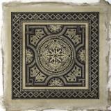 Embellished Tile IV Giclee Print