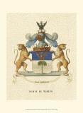 Stately Heraldry II Poster