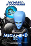 Megamind - Giving Bad a Good Name Masterprint