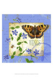 Butterfly Meadow II Posters by Jane Maday