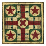 Antique Parcheesi Giclee Print by Ethan Harper