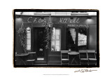 Café Charm, Paris V Prints by Laura Denardo