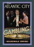 Boardwalk Empire - Gambling Masterprint