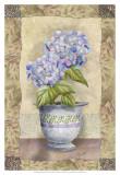 Spring Hydrangea Posters par Abby White