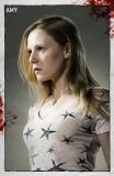The Walking Dead - Amy Mestertrykk