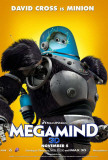 Megamind - Minion Masterprint