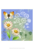 Butterflies Inspire III Posters por Jane Maday