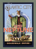 Boardwalk Empire - King Neptune Masterprint