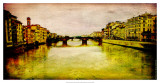 Italy Panorama II Art by Robert Mcclintock