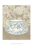 High Tea II Kunstdrucke von Chariklia Zarris