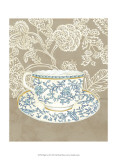High Tea II Posters by Chariklia Zarris