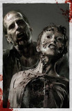 The Walking Dead - Zombies 2 Masterprint