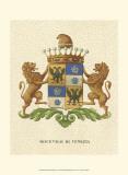 Stately Heraldry IV Print