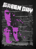 Green Day - Painted Photo