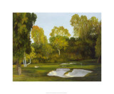 The Ingenious 6th at Riviera Premium Giclee Print by Michael G. Miller