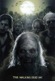 The Walking Dead Reproduction image originale