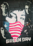 Green Day - Collage Prints
