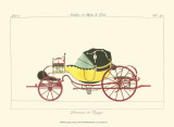 Antique Carriage I - Reprodüksiyon