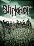 Slipknot Field Póster
