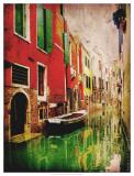 Streets of Italy II Art by Robert Mcclintock