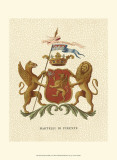 Stately Heraldry I Prints