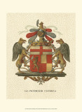 Stately Heraldry III Prints