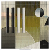 Quartet Tiles II Prints by James Burghardt
