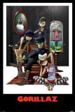 Gorillaz - Family Portrait Posters