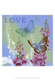 Butterflies Inspire IV Posters by Jane Maday