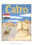 Kairo Plakater af Megan Meagher