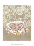 High Tea IV Prints by Chariklia Zarris
