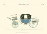 Antique Carriage III - Reprodüksiyon