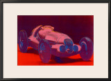 Mercedes W 125, 1937 Posters by Andy Warhol