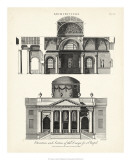 Design for a Chapel Prints by J. Wilkes