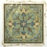 Ornamental Tile IV Stampa giclée di Chariklia Zarris